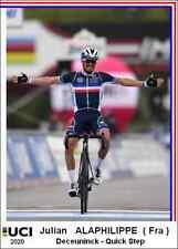 Julian Alaphilippe  2020 Cycling  cartes aux choix Format Carte Postal (2)