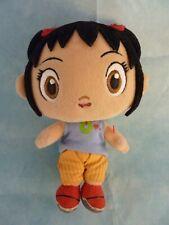 """Fisher-Price Nickelodeon Ni Hao, Kai-Lan Nick Jr. 2009 8"""" Plush Stuffed Doll"""