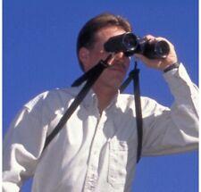 Crooked Horn Bino System Binocular Harness w/Quick Release Hooks Black Bs-125