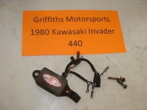 2 pc Denso Iridium Power Spark Plug for Kawasaki Invader 440 1978-1981 Tune pl