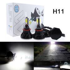 80W H8 H9 H11 G5 8000Lumen 6000K White High Power LED Headlight Low Beam Bulbs