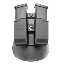 NEW Fobus 6900ND Double Mag Pouch for Glock double stack 9mm magazines
