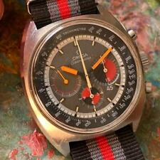 OMEGA SEAMASTER SOCCER 145.020 VINTAGE CHRONOGRAPH WATCH 100% GENUINE CAL. 861