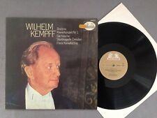 M463 Brahms Piano Concerto No.1 Kempff Konwitschny Heliodor 2548 012 Stereo