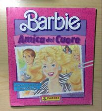 """FIGURINE PANINI - BARBIE """"AMICA DELCUORE"""" 1991 - MANCOLISTA DI FIG. RECUPERATE"""