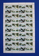 Palau (#C1-C4) 1984 Birds, Airmail issue MNH sheet
