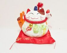 """6"""" #1 Japanese Fortune Lucky Cat"""