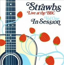 STRAWBS Live At The BBC Vol. One In Session CD NEW UK A&M 532 050-7 vol 1 psych