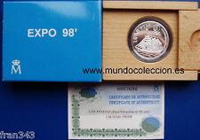 1000 Pesetas 1998 EXPO LISBOA plata