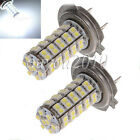 2x Vehicle Car H7 68 3528 SMD LED White Xenon Headlight Bulb Fog Light Lamp new
