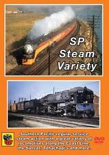 SP Steam Variety DVD NEW Greg Scholl Southern Pacific Daylight Oakland Mole
