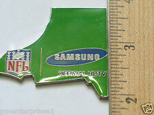 NFL Samsung Official HDTV Pin Badge (#52)