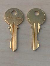 2 Yale 2642 Elevator Keys