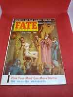 FATE Magazine digest JULY 1955 True Stories of the Strange and Unknown BIN#C6