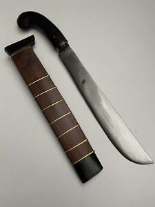 New unused parang machete GOLOK BETAWI Indonesia bushcraft Ray Mears traditional