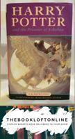 Harry Potter and the Prisoner of Azkaban J. K Rowling 1st Edition 3rd Print TBLO