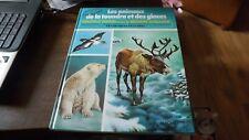 Les animaux de la toundra et des glaces
