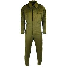 Clothing, Shoes & Accessories Protective Suits & Coveralls Men Unisex Reflective Safety Green Boiler Suit Work Coverall Overalls Zip Pocket Shrink-Proof