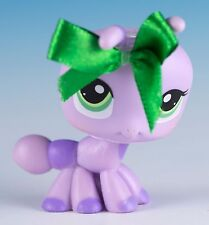 Littlest Pet Shop Ant #1308 Lavender Purple With Green Eyes