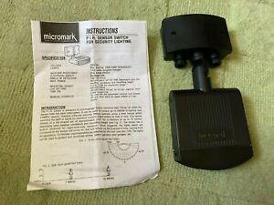 Micromark PIR Sensor