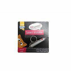 Good Girl Laser Mouse Cat Toy - sgl - 102205