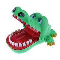 Large Crocodile Mouth Dentist Bite Finger Game Funny Toy Gift UK