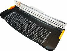 More details for heavy duty a4 photo paper cutter guillotine card trimmer ruler home office arts