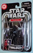 2004  STAR WARS  Original Trilogy Collection  A New Hope TIE FIGHTER PILOT MOSC
