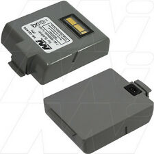 7.4V 5Ah Replacement Battery Compatible with Zebra AT16293-1
