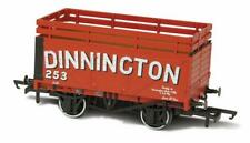 More details for oxford rail or76ck7001 7 plank mineral wagon dinnington 254 with 2 coke rails