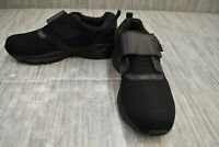 Propet Stability X Strap MAA013M Athletic Shoes, Men's Size 11M, Black NEW