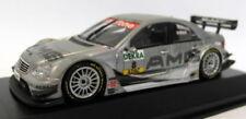 Voitures miniatures de tourisme en métal blanc pour Mercedes