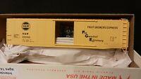 Accurail HO FGE, Norfolk & Western 50' Boxcar Kit,, NIB