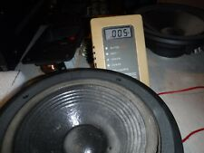 """JBL 116H-1  8"""" Original Woofers,  Pulled from a Pair of JBL L60T"""
