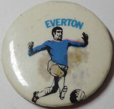 EVERTON Football Vtg 70`s/80`s Button Pin Badge 32mm-1.25""