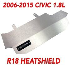 JDM Honda Civic 2006-2015 Engine Cover Heat Shield SILVER R18 LX EX SE DX VTEC