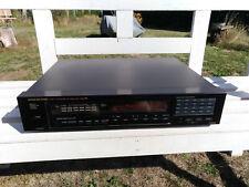 ONKYO Integra R1 T-4650 Radio Tuner Quartz 40Senderspeicher schwarz TOP Zustand