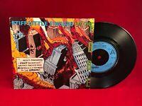 "STIFF LITTLE FINGERS At The Edge 1980 UK 3-track 7"" Vinyl  EXCELLENT CONDITION J"