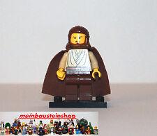 Lego® Star Wars Minifigur, Figuren sw027 Qui-Gon Jinn, 7101, 7121, 7161