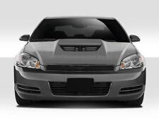 2006-2013 Chevrolet Impala Duraflex Stingray Z Hood- 1 Piece 112421