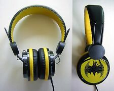 Batman On-Ear Headphones - NIB