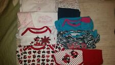73 Piece Lot Baby Girl Clothes Size newborn to 6 months