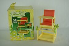 Otto Simon FLEUR doll Baby Chair MIB Dutch Sindy 80's