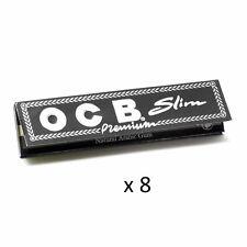 Lot De 8 Paquets De Feuilles Longues Ocb Slim Premium