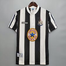 SHEARER #9 1996-97 Newcastle United Home Football Shirt Adult Retro Jersey S-XXL