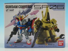 [FROM JAPAN]FW GUNDAM CONVERGE SP06 MSZ-006 Zeta Gundam PMX-003 The-O Bandai