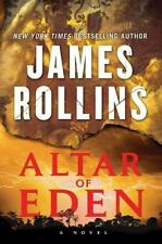 Altar of Eden by James Rollins (2009, Hardcover) Action, Suspense, Thriller