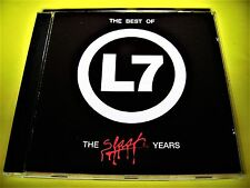 L7 - THE BEST OF | THE SLASH YEARS | Rock Shop 111austria