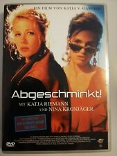 Abgeschminkt! DVD mit Katja Riemann & Klassiker! Sammlerstück