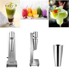 Milchshaker Standmixer Getränke Cocktail Eiweiß Shaker Mixer 650 ml 180W NEU
